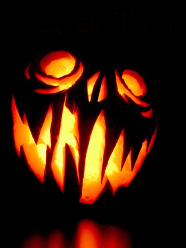 Watch Poem turned into a MOVIE: The Pumpkin Beast by KathyFigueroa