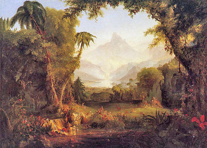 Journey from Hell to Eden – Poetry by Colin Guest. Read by DanCristofori