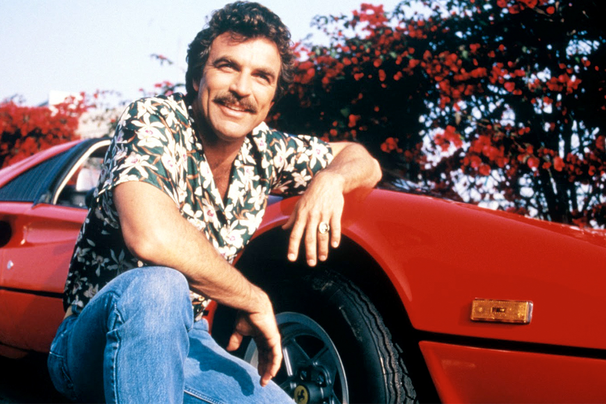 Fan Fiction TV Spec Reading of MAGNUM P.I. by LewRitter