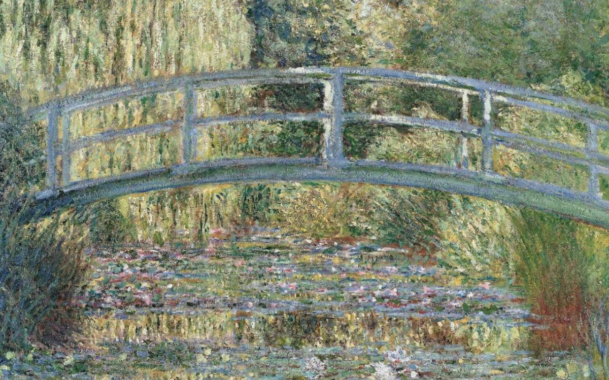 MONET – Poetry Reading by CarolineClemens
