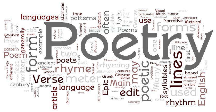 Watch the November 2016 PoetryReadings