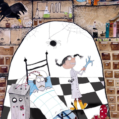 Poetry Movie: CHILD BRAIN SURGEON by TracyDéchaux