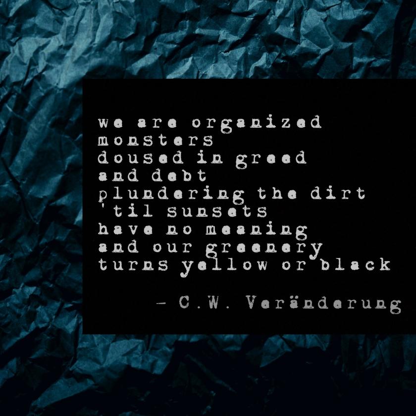 dark poem